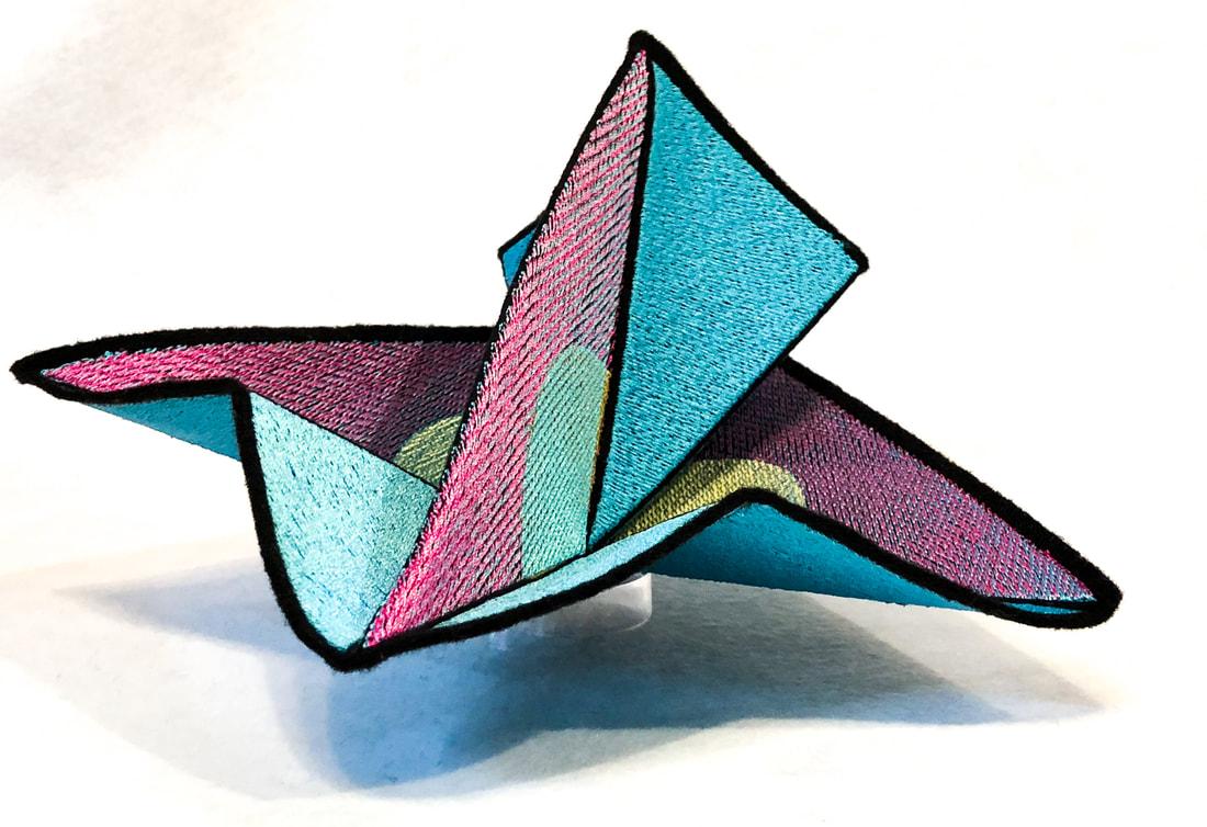 Fiber Art by Susan Hensel