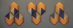 Orange Tessellates