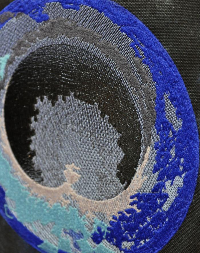 Teardrop Torus Detail